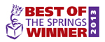 Best Of The Springs 2013 Winner